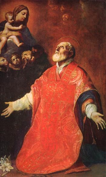 San Filippo Neri di Guido Reni