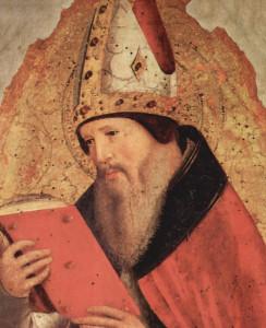 Antonello da Messina - Sant'agostino