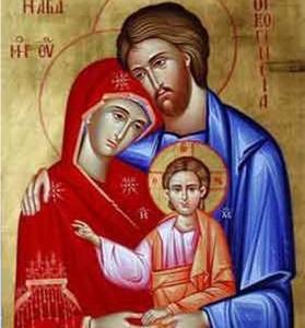 La sacra famiglia   (audio mp3)
