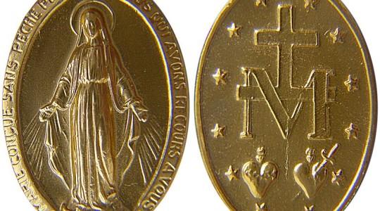 Apparizione della Medaglia Miracolosa