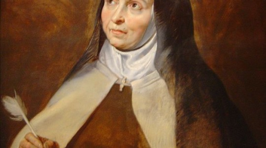 Santa Teresa d'Avila - Comunicarsi le Esperienze
