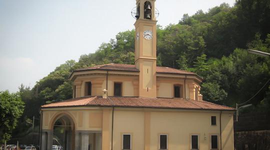 Imbersago - La Madonna del Riccio