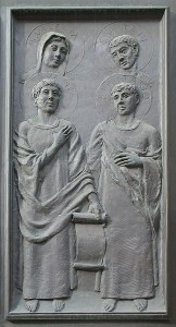 Santi Gervaso e Protaso