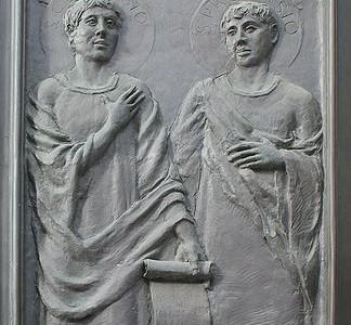 Santi Gervasio e Protasio