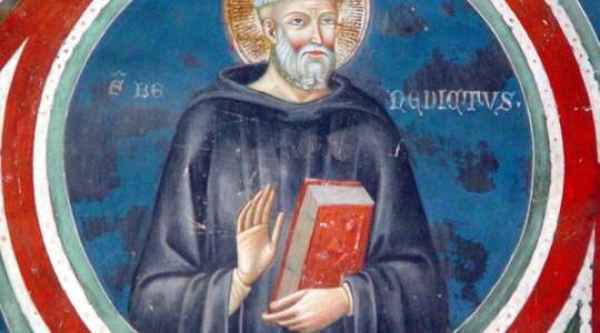 San Benedetto, Patrono dell'Europa