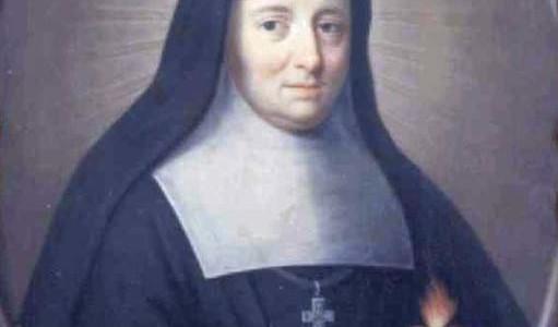 Santa Giovanna Francesca de Chantal
