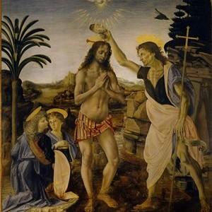Il battesimo di Gesù   (audio)