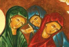 Seguivano Gesù alcune donne   (audio mp3)