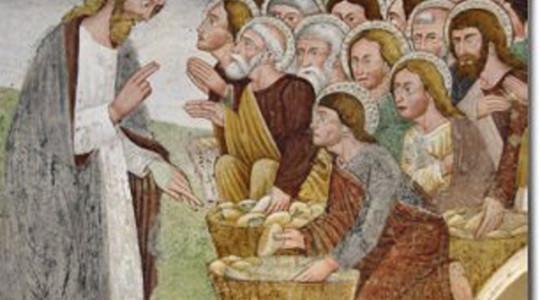 Con i miracoli Gesù insegna   (audio mp3)